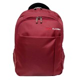 POLO CLASSIC Tas Ransel [18002-21] - Red - Notebook Backpack